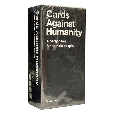 Cards Against Humanity Australian Edition Starter Base Pack Party Card Game NEW