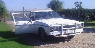 WB Holden One Tonner