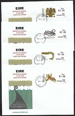 2019    FDC     NEW****SOAR DEFINITIVES****NEW A            Paddyachill