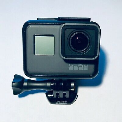 GoPro HERO 5 BLACK, Used, Excellent Condition, 4K, w/ Case and 16GB Memory Card
