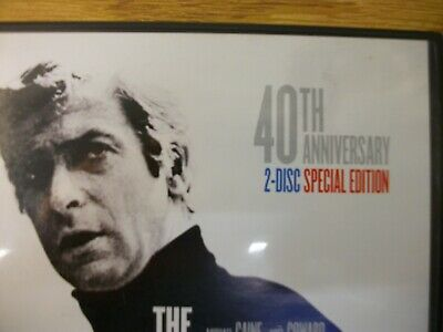 The Italian Job - 2 disc DVD set - 40th anniversary