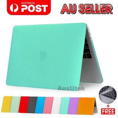 "For Apple Macbook Air 13.3"" Frosted Hard Case A1369 A1466 Keyboard Cover Crystal"