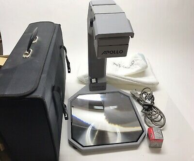 Apollo Overhead Projector VS 3000 Carrying Case Portable