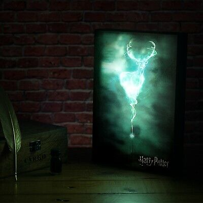 Harry Potter - Luminart wall art print poster decor