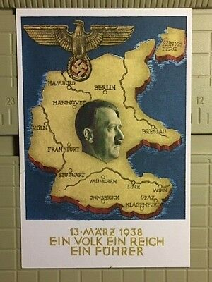 REICH/ NAZI/ WW2 - SALE LOT FINAL! Buy any 2 REPRO Postcards get 3rd Free! 31AX