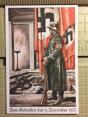 REICH/ NAZI/ WW2 - SALE LOT FINAL! Buy any 2 REPRO Postcards get 3rd Free! 29XA