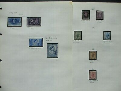 ESTATE:  Great Britain Collection on Pages - Must Have!! Great Value (P937)