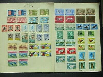 ESTATE: Ceylon Collection on Pages - Must Have!! Great Value (P942)