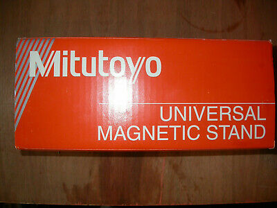 Mitutoyo Universal Magnetic Stand - MIT-7033B with Dovetail Groove