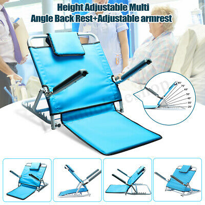 Adjustable Bed Back Rest Mobility Disability Equipment Aid Support Disabled