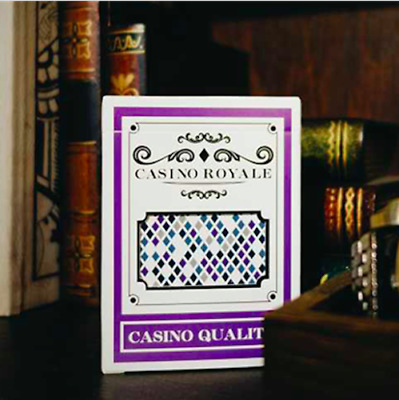 Casino Royale Mystic Playing Cards Rare Limited Custom Poker Deck like Bicycle