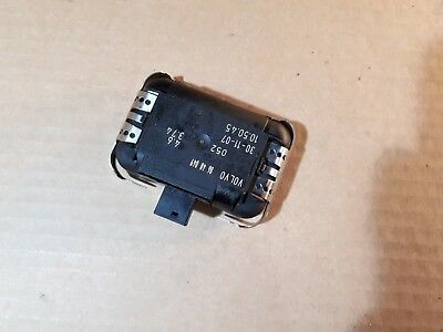 Volvo C30 S40 V50 C70 Genuine Windscreen Rain and Light Sensor 8648049