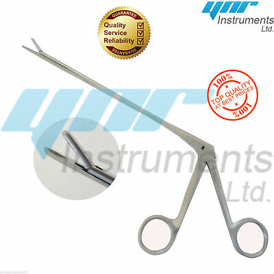 YNR Cushing Pituitary Rongeurs Straight Bite2mm Forceps 18cm Ent Surgical Ce Mrk