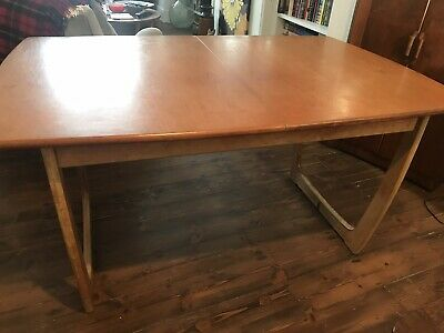 Mid-century Extending Dining Table - great piece and lovely design