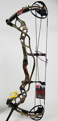 Hoyt Carbon Defiant Hunting Bow Bone Collector Special Edition