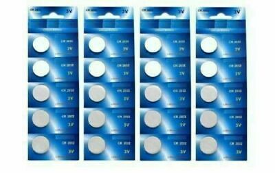 10 X CR2032 3V Lithium Button/Coin Cells batteries UK Seller