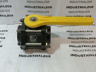 Banjo 2'' Full Port Polypropylene Ball Valve New