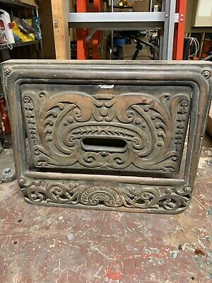 Antique Cast Iron Heating Air Grate Vent