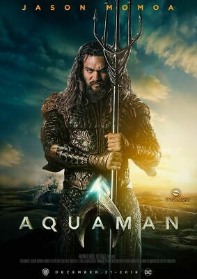 """aquaman "" Dvd Pre Sale 3/26 Free Shipping Brand New Factory Sealed"
