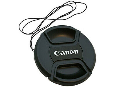 LC-55 Centre Pinch lens cap for Canon Lenses fit 55mm filter thread - UK SELLER