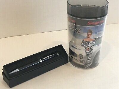 Snap On Tools Collectale Girl Pin Up Mug With Boxed Stylus Pen