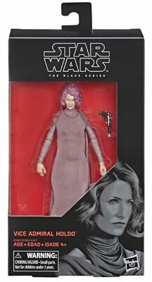 Star Wars Black Series Hasbro 6 in Admiral Holdo Action Figure in Box Preorder