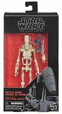 Star Wars Black Series Hasbro 6 in Battle Droid Action Figure in Box Preorder