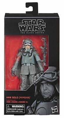 Star Wars Black Series Hasbro 6 in MudTrooper Han Solo Figure in Box PREORDER