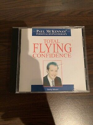 PAUL MCKENNA,Total Flying Confidence CD, Hypnotherapy,Aviophobia, Fear of Flying