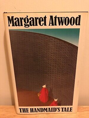 Margaret Atwood  'The Handmaid's Tale', 1986 UK Cape 1st Edition/3rd Printing