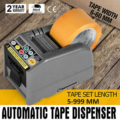 ZCUT-9 Automatic Tape Dispenser Cutter Safer Memory Function Tape Cutter