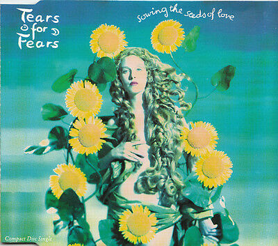 TEARS FOR FEARS - Sowing The Seeds Of Love + Shout - cd single maxi remix (1989)