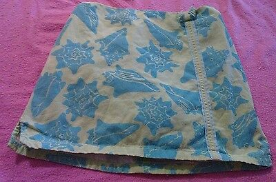 Lilly Pulitzer Conched Out Little Girls Sz 6 Skort Skirt Sz 6