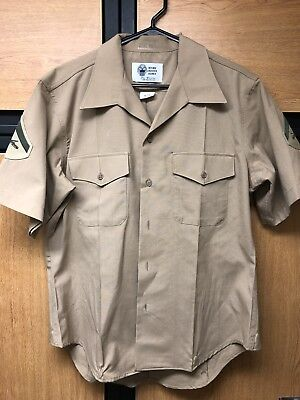 US MARINE CORPS Charlie Service Uniform Pants USMC DRESS