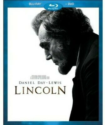 Lincoln [New Blu-ray] With DVD, Widescreen, 2 Pack, Ac-3/Dolby Digital, Dolby,
