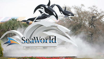 Cheap Sea World Orlando Tickets - $12.5Each (Good for 2 Adults)