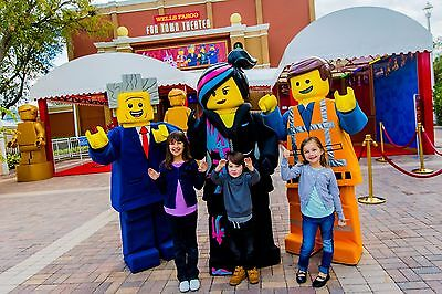 4 LEGOLAND Tickets for $10  (MUST COMPLETE A TIMESHARE TOUR.