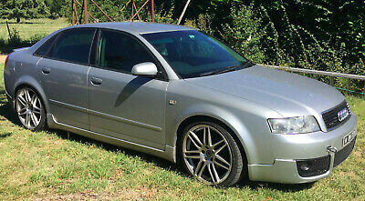 Audi A4 1.8T Quattro, B6, Factory RS4 look body kit, Perfect Paint, Blown Engine