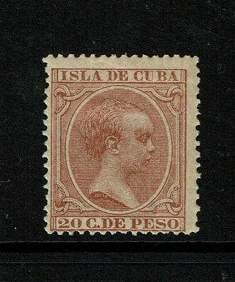 Spanish Antilles SC# 152, Mint Hinged, Hinge Remnant, see notes - S5988