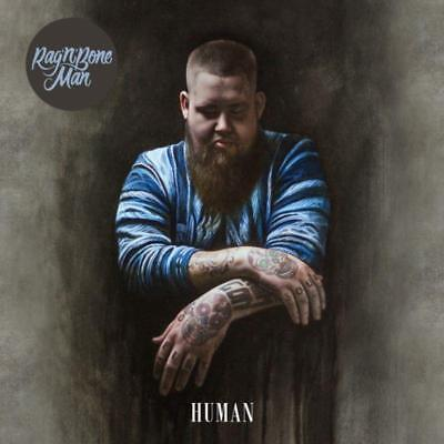 Rag 'n' Bone Man Human Deluxe Edition CD NEW unsealed