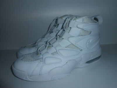 5a0ff27e82 NIKE AIR MAX 2 Uptempo 94 White Size: UK-8.5 / USED ONCE - EUR 62,73 ...