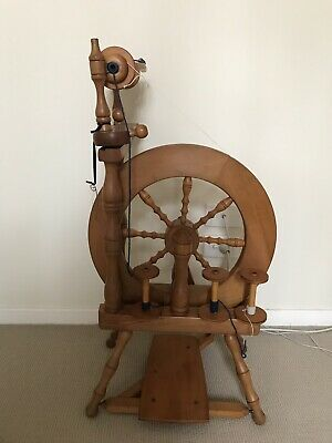 Older Ashford Traveller Spinning Wheel - Location Newcastle