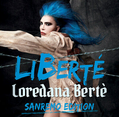 Audio Cd Loredana Berte' - Liberte' (Sanremo Edition) (2019)