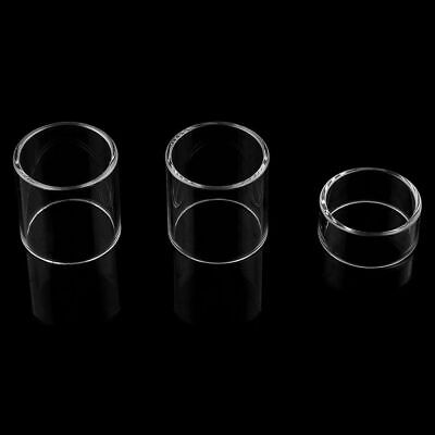 Replacement Transparent Pyrex Glass Tube For Vaporesso² VECO One Plus Tank 2/4ml
