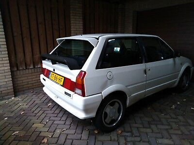 Citroen AX rear spoiler GTI GT and others