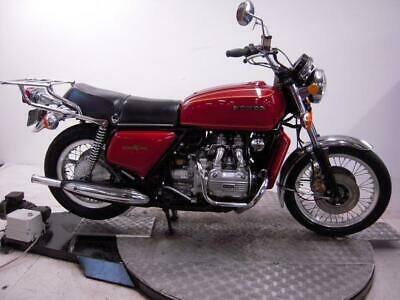 1976 Honda GL1000K1 Unregistered US Import Barn Find Classic Restoration Project