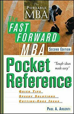 The Fast Forward MBA Pocket Reference, Second Edition (Fast Forward MBA Serie.
