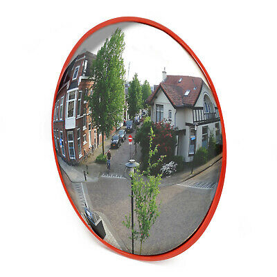 Security Mirror building traffic safety convex Wide Angle View indoor 45cm