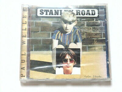 CD PAUL WELLER STANLEY ROAD Island 1995 Rock Album 12 Tracks NEW & SEALED