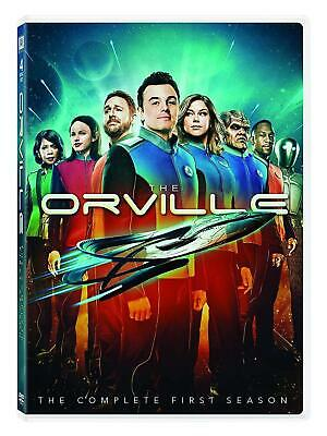 The Orville Season 1 DVD  (bought new & watched once only)